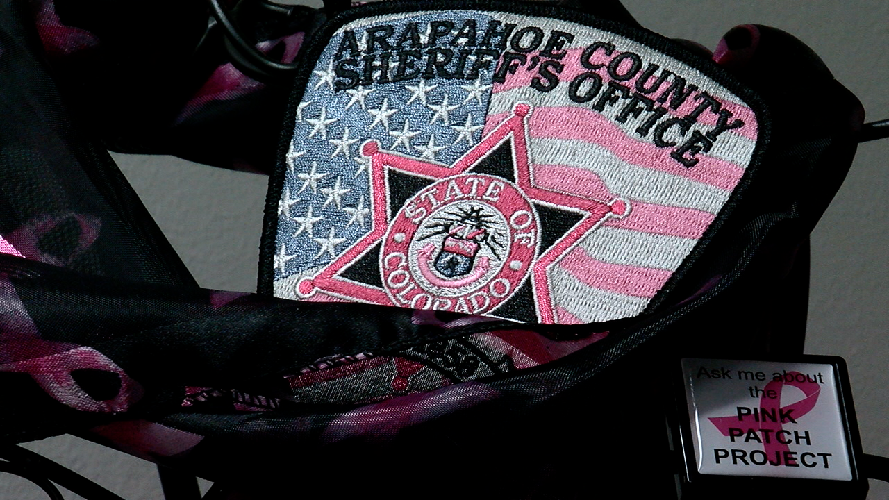 Blue Backs The Pink, Arapahoe County Sheriff's Office