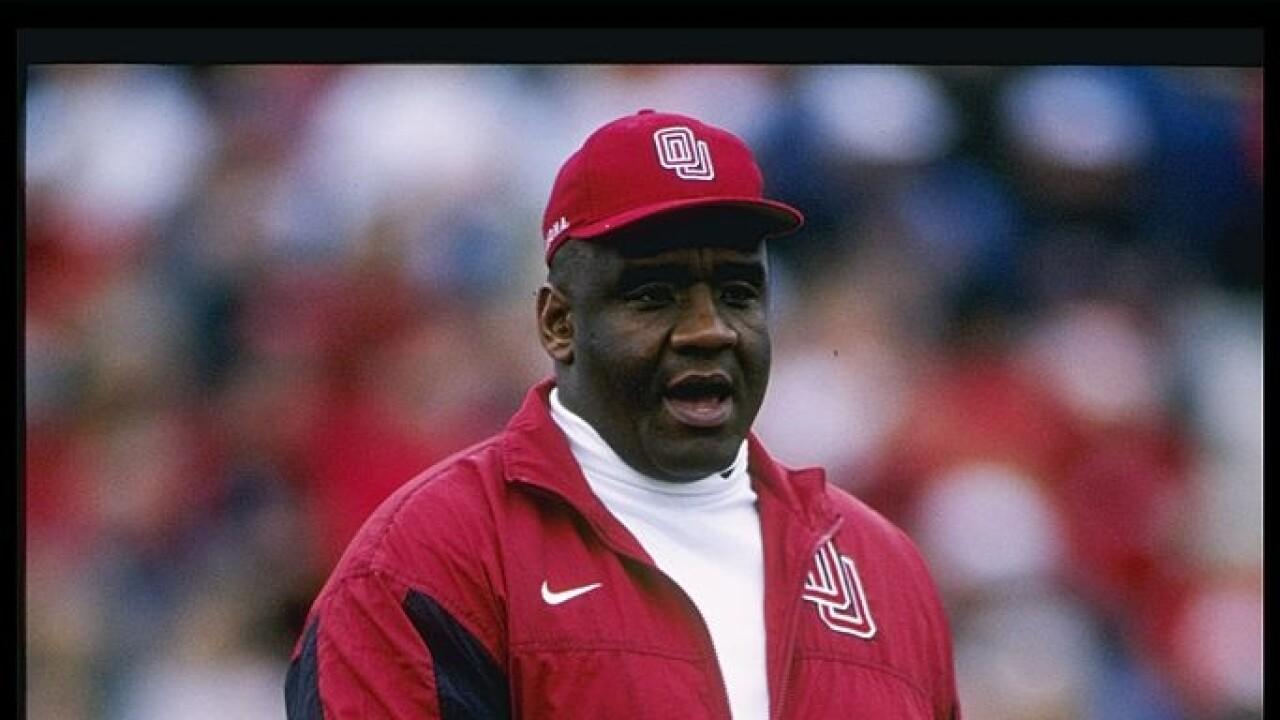 John Blake OU coach