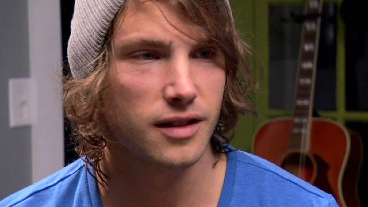 Hoosier Jon McLaughlin to sing 'God Bless America' at 102nd Indy 500