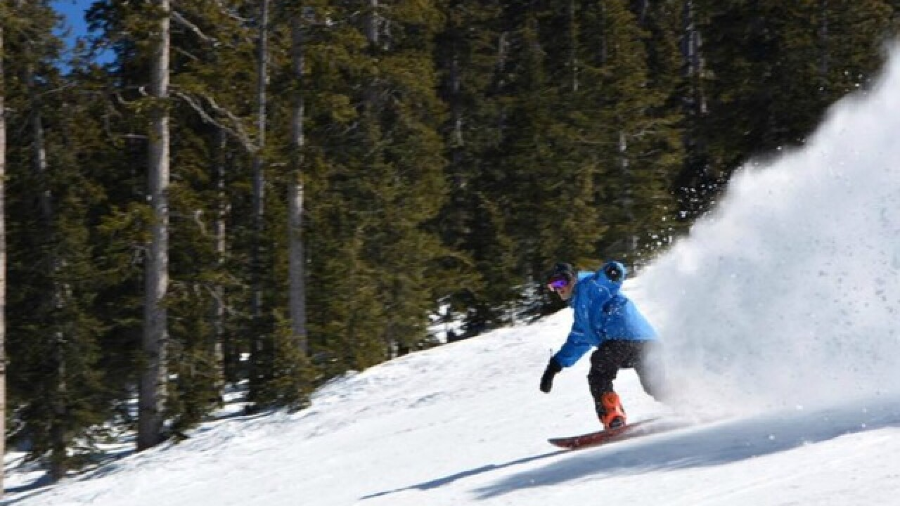 Arizona Snowbowl boasts record-breaking season