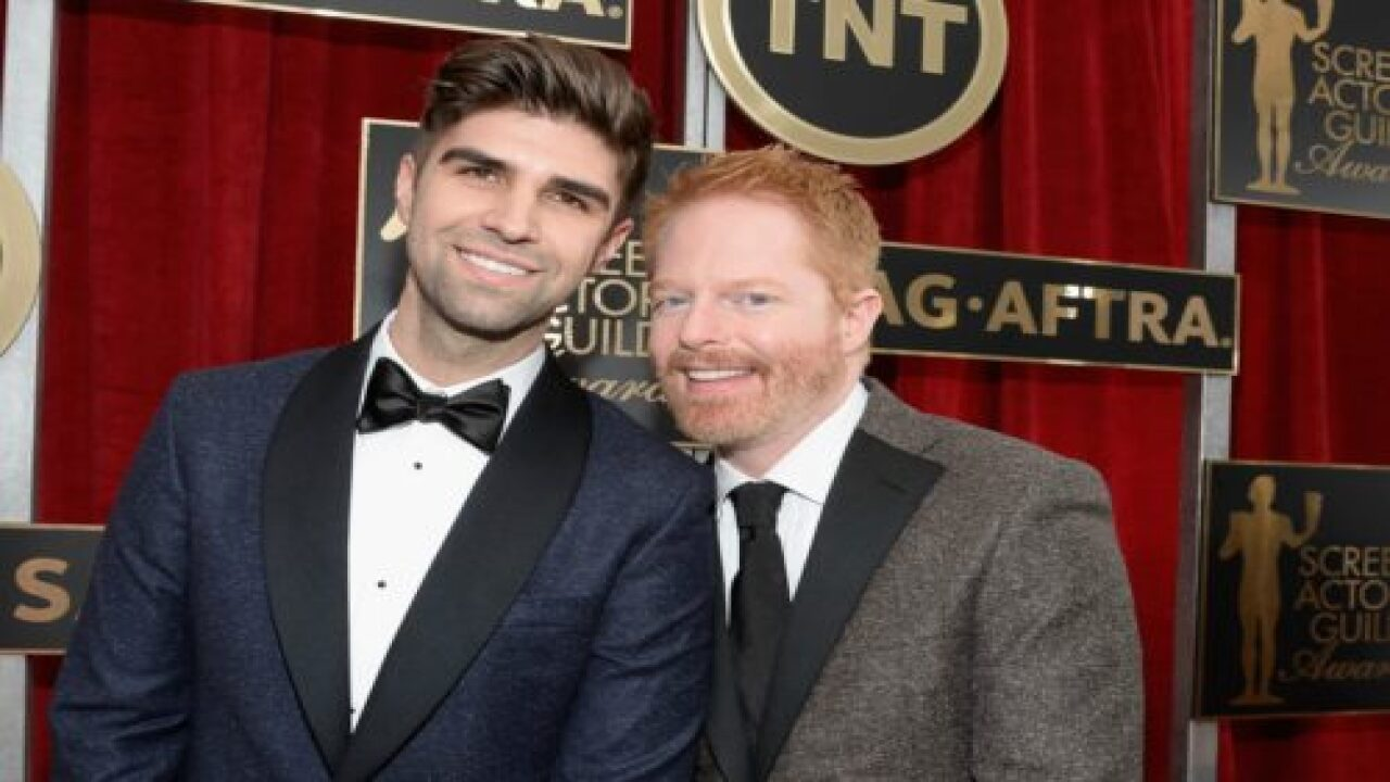 'Modern Family' Star Jesse Tyler Ferguson And Husband, Justin Mikita, Are Expecting Their First Child