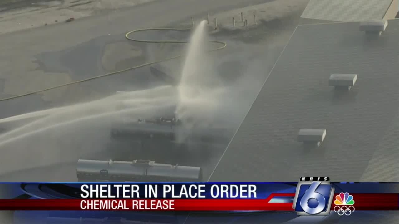 Shelter in place order issued in La Porte