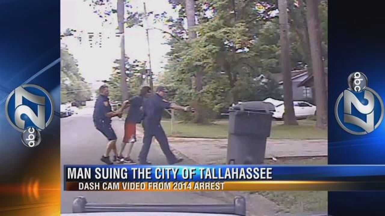 New Dash Cam Video Depicts Police Tasing Man's Dog in Tallahassee