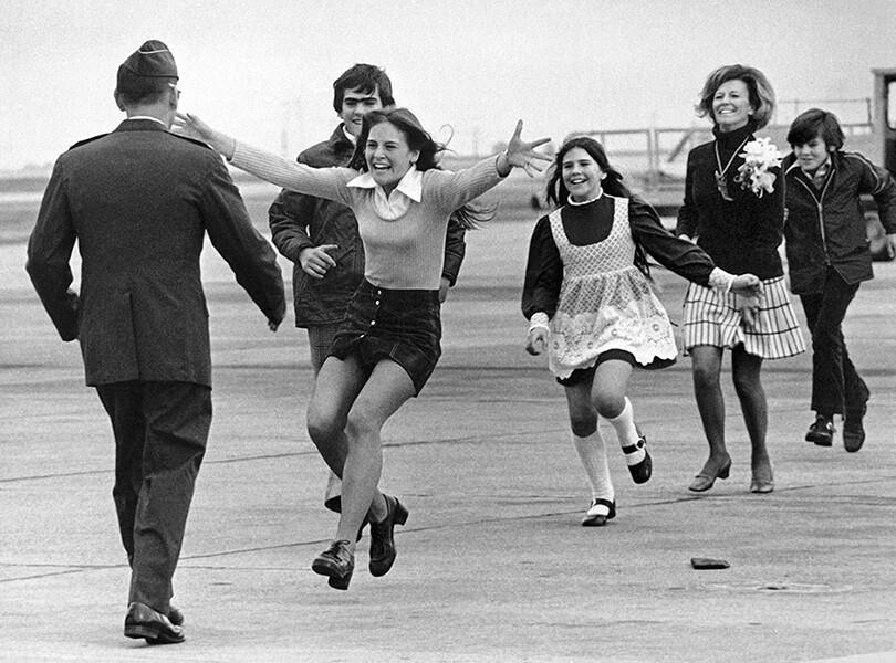 1974, Burst of Joy