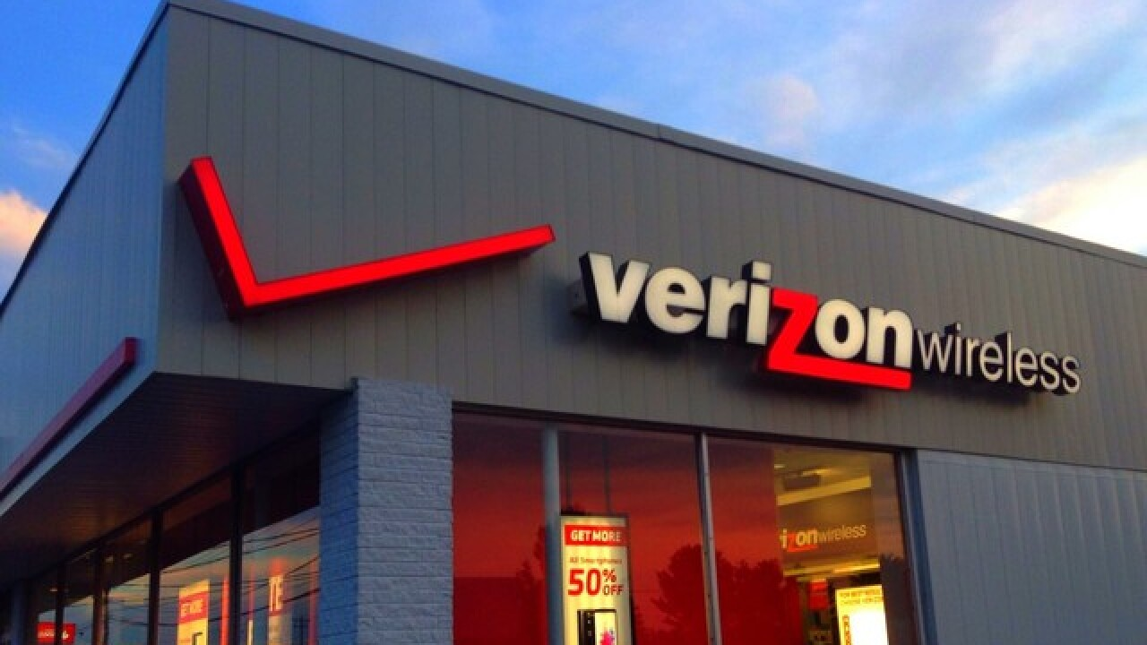 Verizon customers experiencing problems