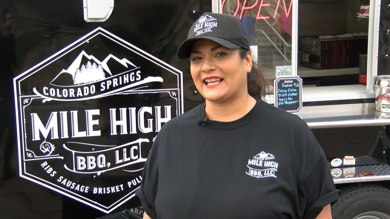Christina Botello - Mile High BBQ