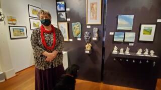 Rebound Gallery show