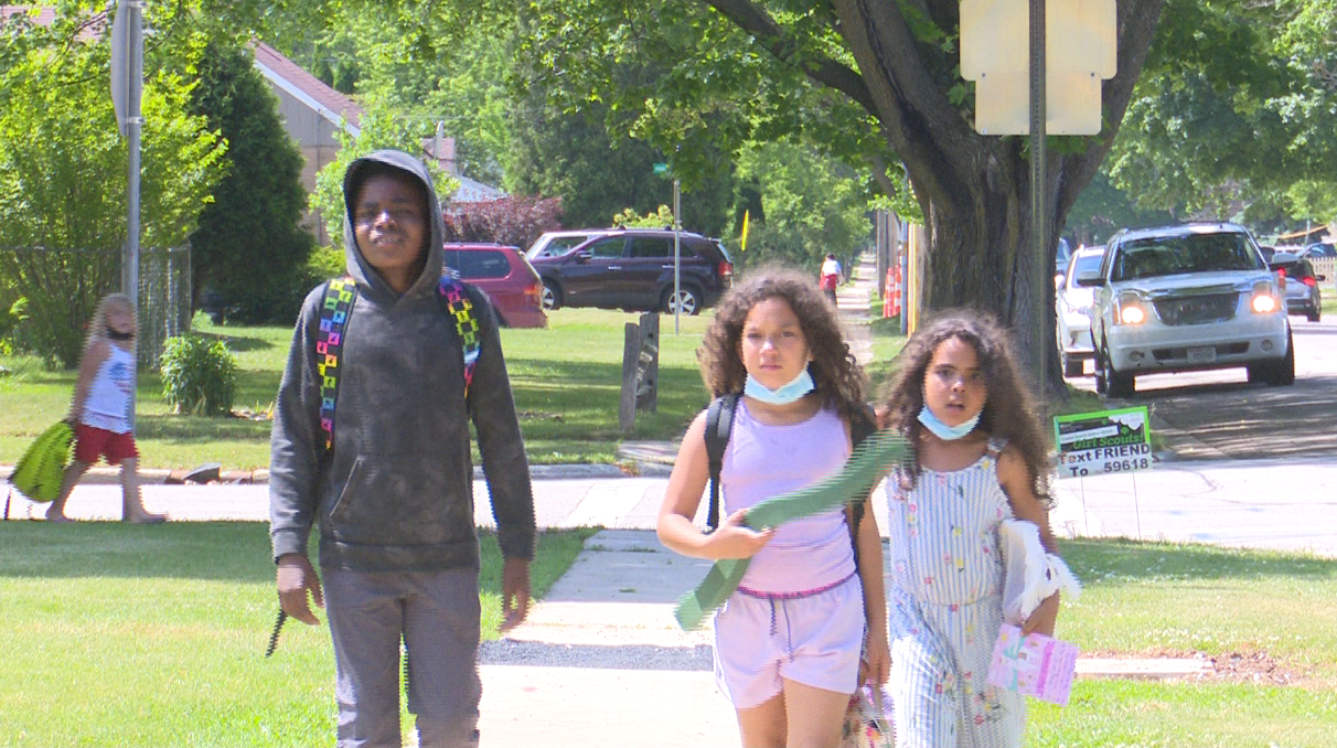 Green Bay Area Public Schools out for the summer