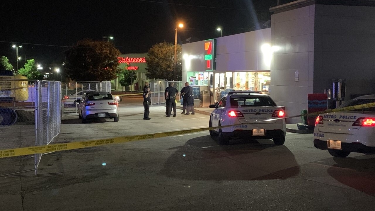 Clerk critically injured in stabbing outside 7-Eleven