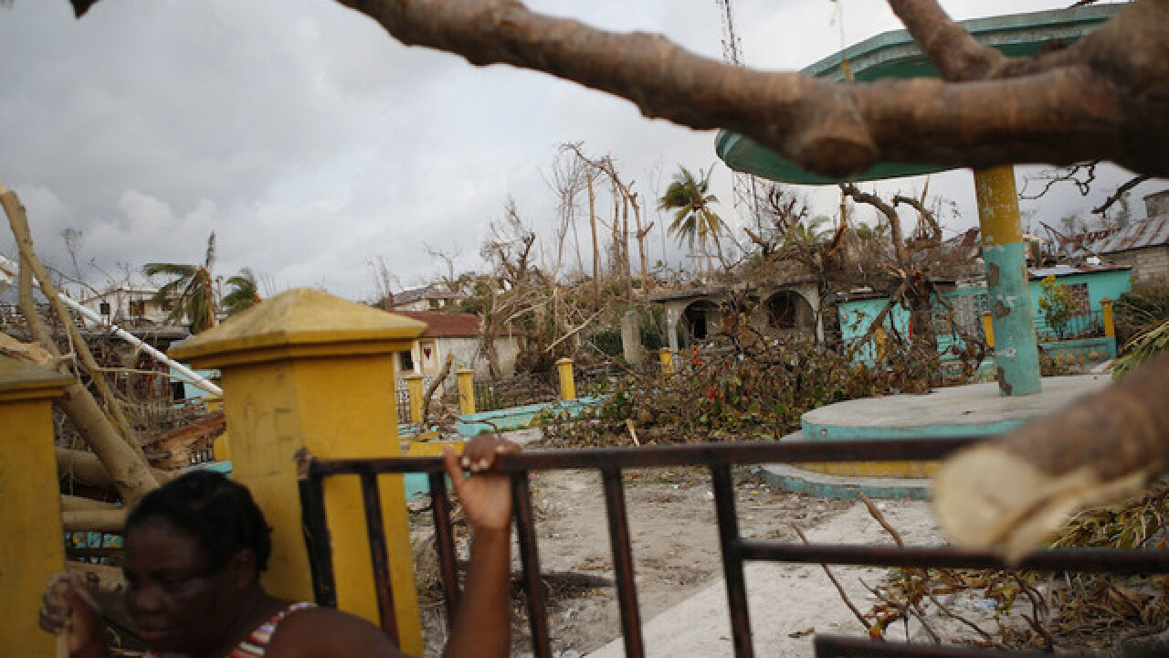 Haiti in emergent need of aid after Hurricane Matthew; UN makes plea for help