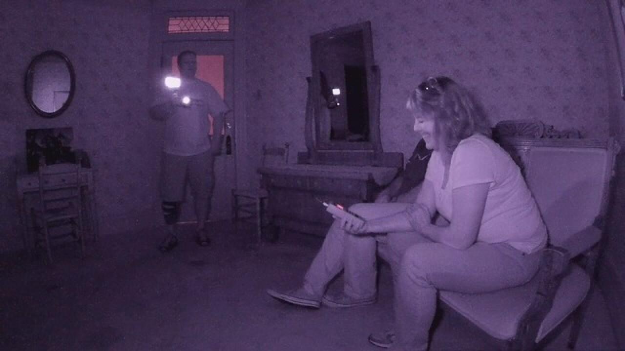 PHOTOS: Behind the scenes of Bishop's House