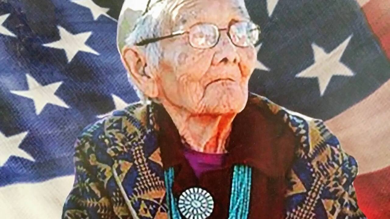 WWII Navajo Female Veteran dies at Tucson home