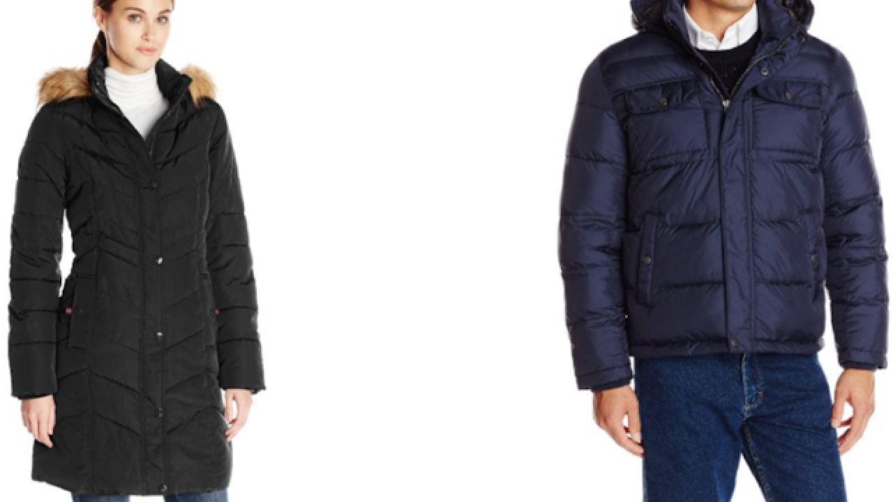 Amazon's one-day deal features 70% off coats