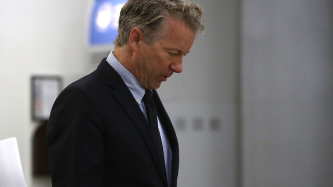 Rand Paul says he still has trouble breathing since attack