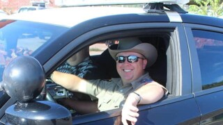 DPS Trooper Chad Walker