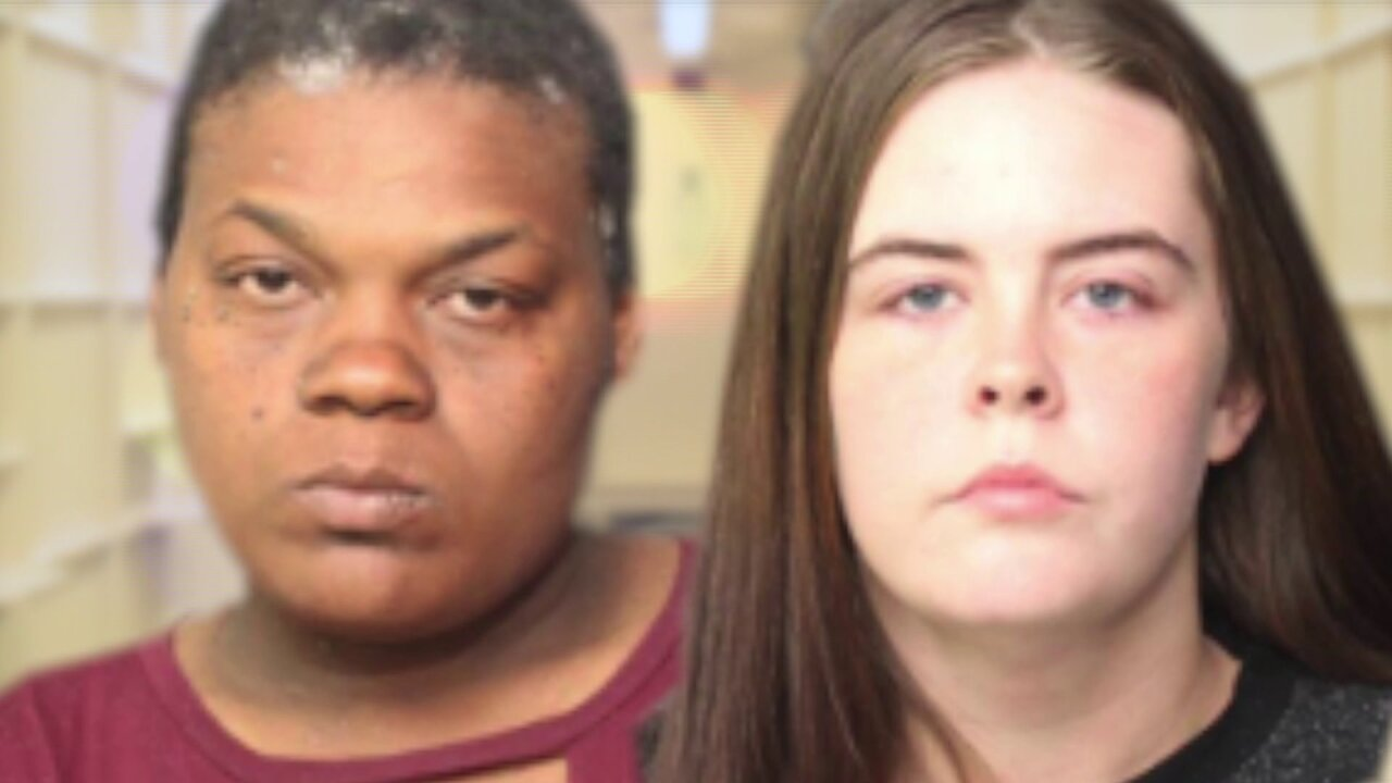 2 Virginia women accused of having sex with dog while video chatting with jailinmate