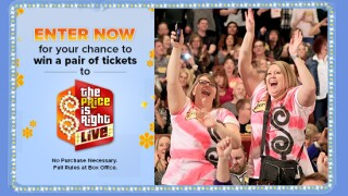 The Price is Right Contest