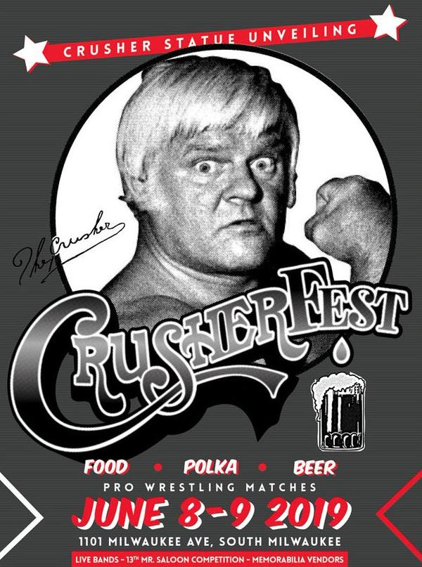 CrusherFest poster
