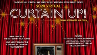 Theatre season in Western New York will kick off with 'Virtual Curtain Up!'