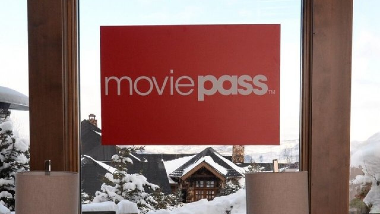 MoviePass lost $126.6 million last quarter and is now trading at 5 cents a share
