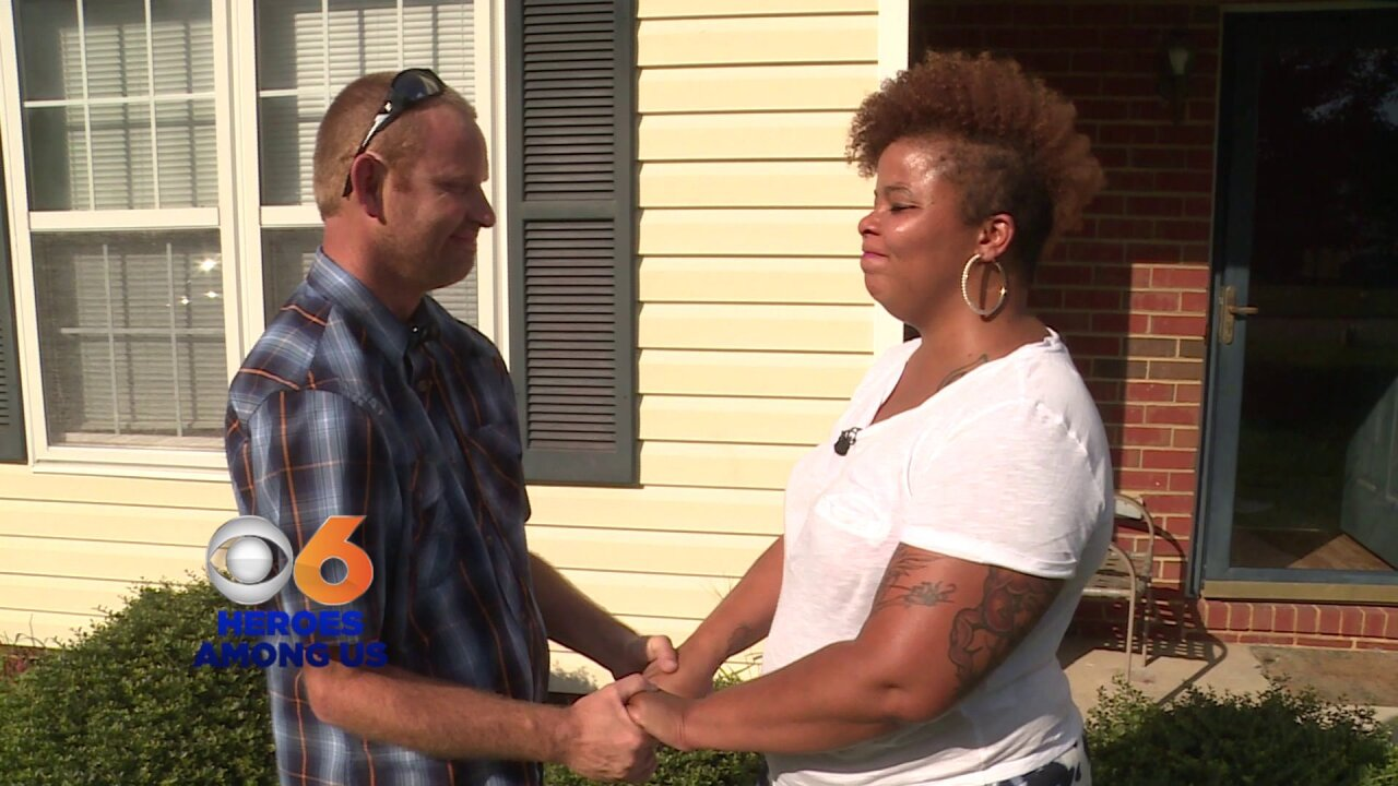 Grieving Henrico mom meets kind stranger who restored her faith inhumanity