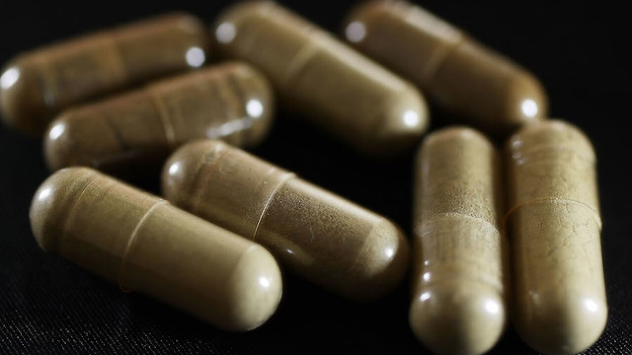 Child gets pills instead of toy from dispenser, police say