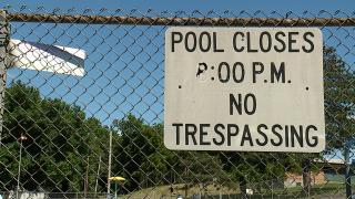 KCK Parkwood Pool