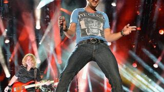 Luke Bryan jokes he became American Idol joke to get back at Blake Shelton