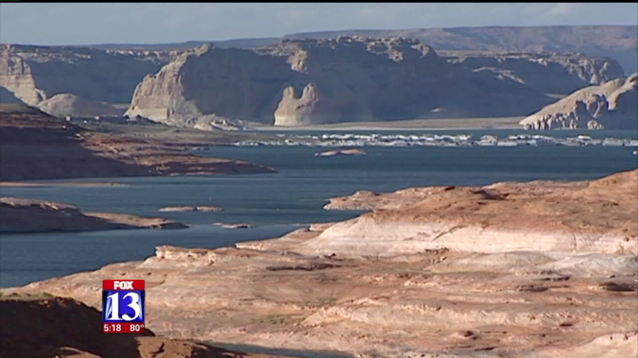 Nevada legislature takes serious look at tearing down Lake Powell's Glen Canyon Dam