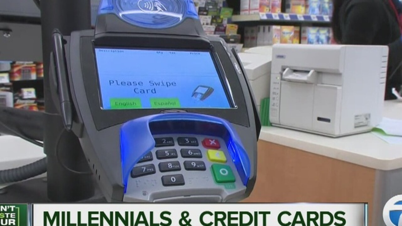 Why millenials should get a credit card