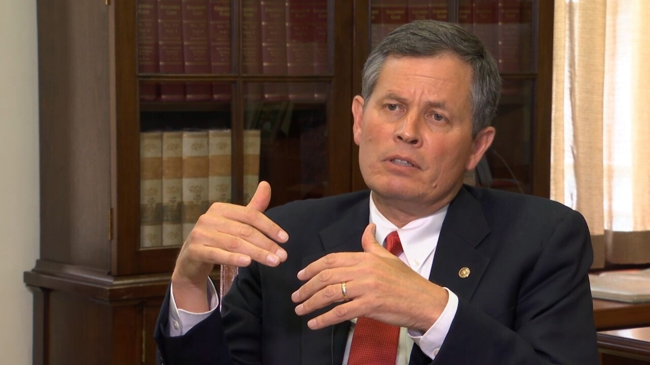 GOP Sen. Daines leaving competitors in the fundraising dust