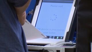 Ballot scanner