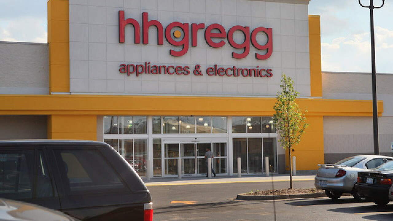 Hhgregg vows to close its stores for Thanksgiving
