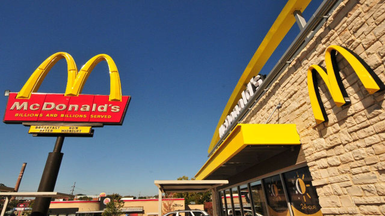 Officer allegedly refused service at McDonald's in Virginia
