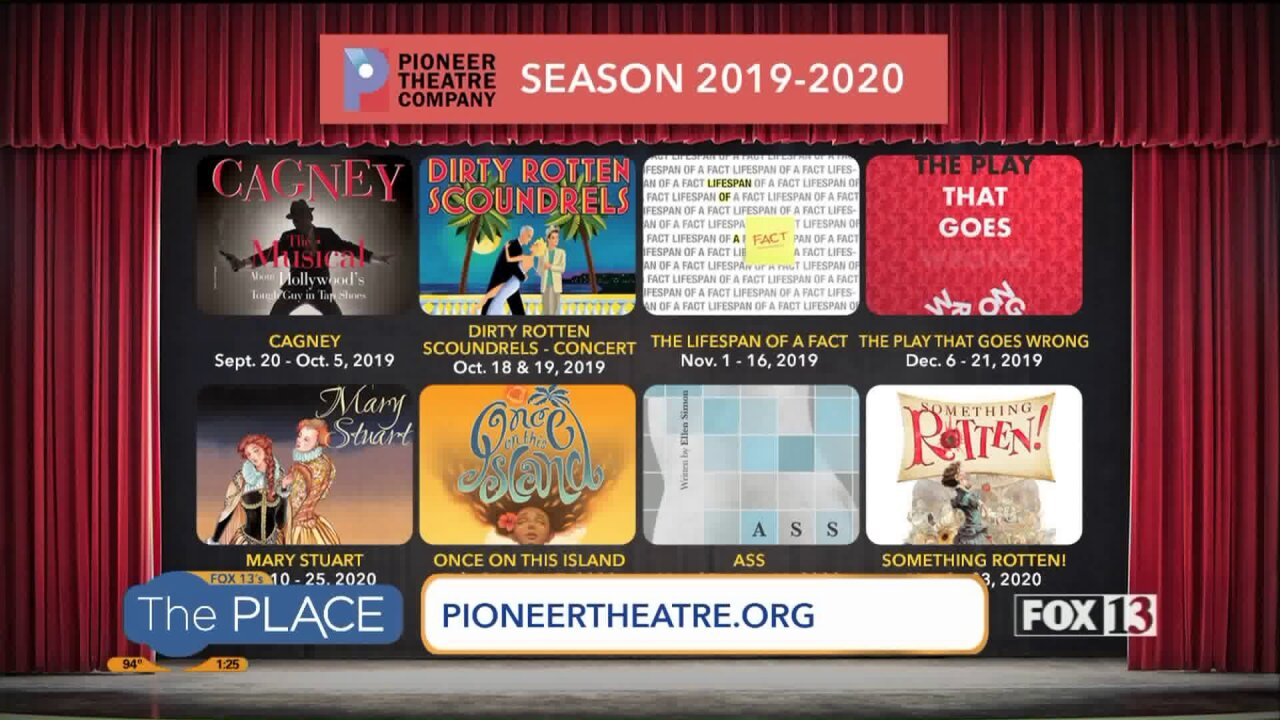 The upcoming season at Pioneer Theatre will be one of the best yet