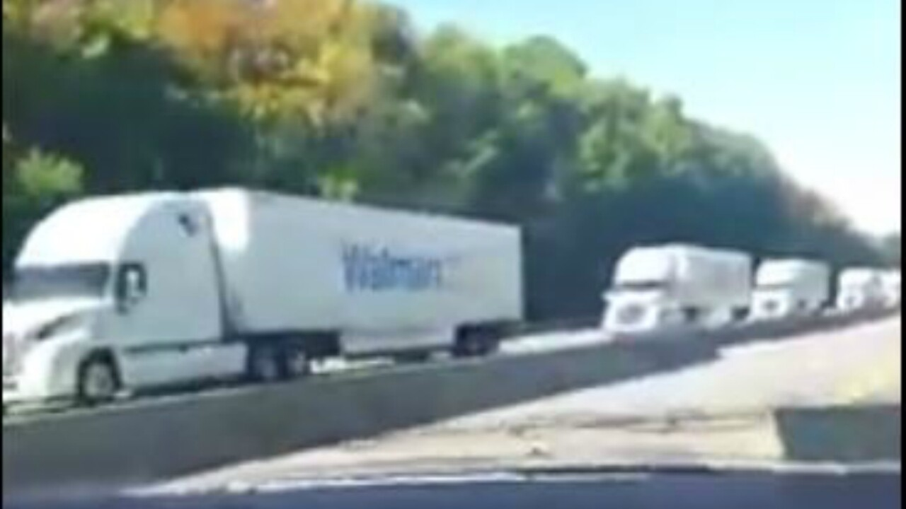 Viral truck convoy returns to Virginia interstates this weekend