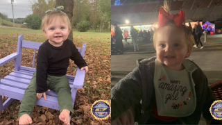 Evelyn Boswell: Authorities search North Carolina pond in connection with missing Tenn. toddler