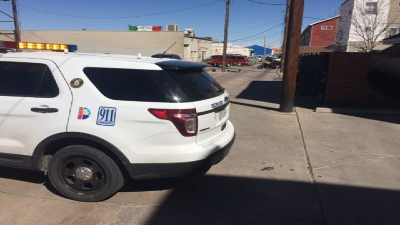 Biker dies in random west Denver alley shooting