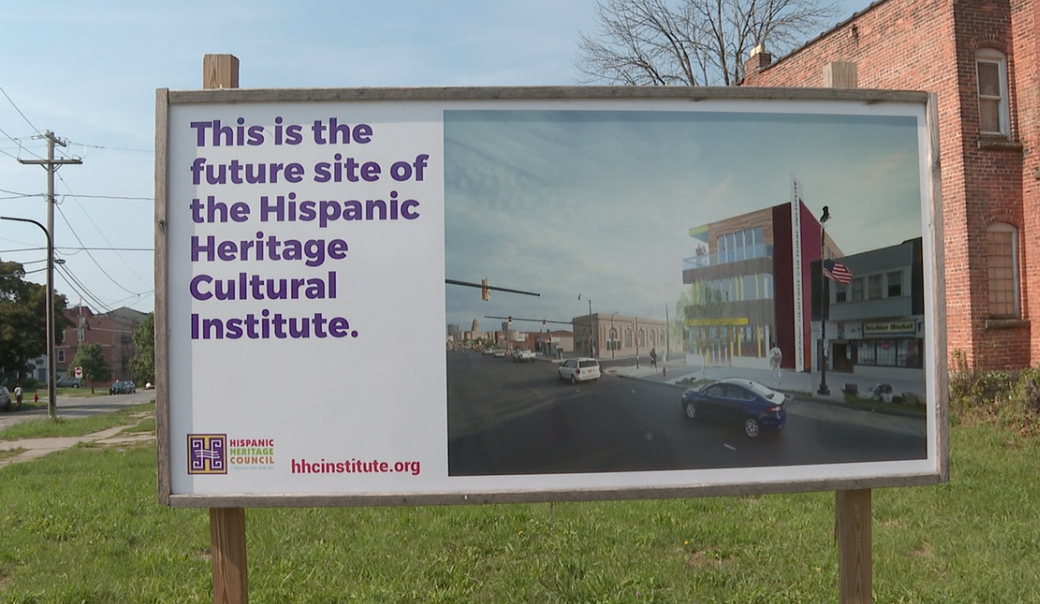 Ground-breaking for Hispanic Heritage Cultural Institute slated for 2023, to open in 2024