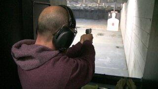 Virginia gun range