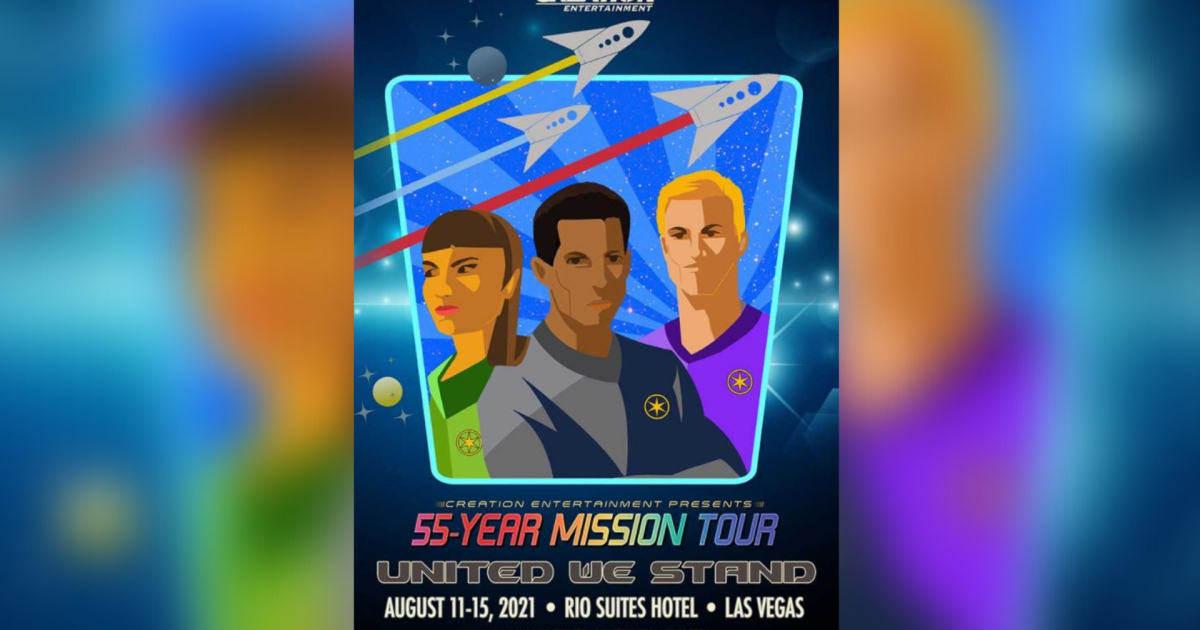 Tickets still available for annual Star Trek Las Vegas convention Aug. 11-15