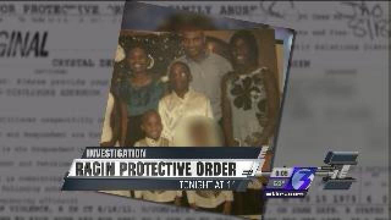 Tonight at 11: Murder victim's family furious over how protective order was handled
