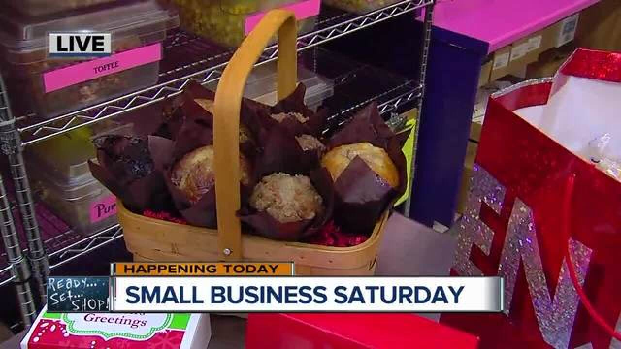 Small Business Saturday shops in metro Detroit