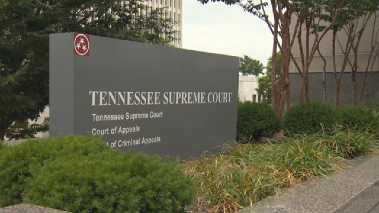 Tennessee Supreme Court To start posting video of arguments