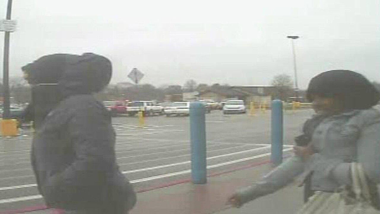 Brimfield PD search for gift card fraud suspects