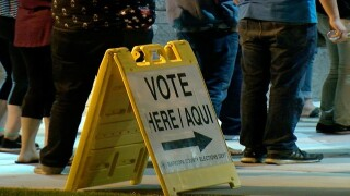 Voters see shorter lines during special election