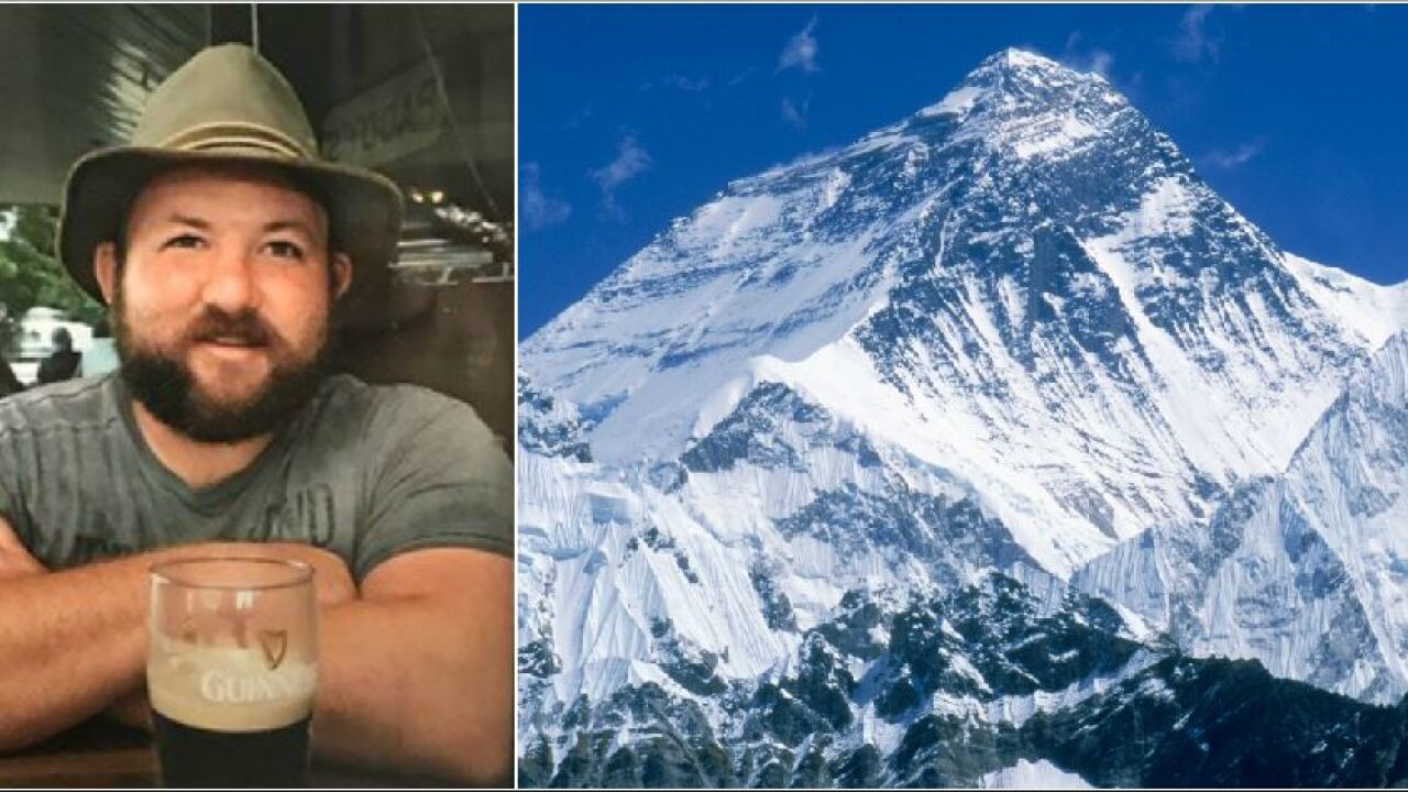 Chesterfield man killed on Mount Everest: 'We miss himterribly'