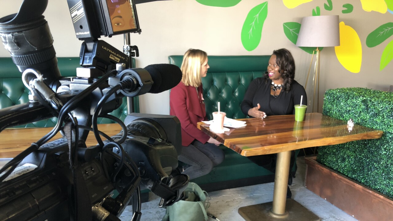 Coffee with the Candidates: Alissia Canady