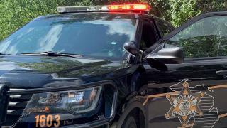 MuskegonCounty Sheriff Cruiser