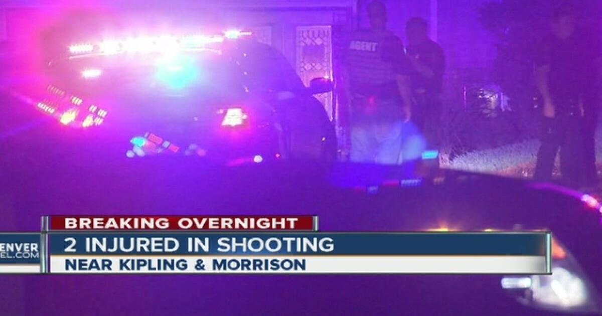 2 people shot while bondsmen were serving felony warrant